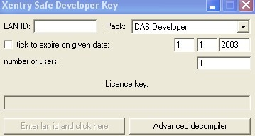 DAS Developer Keygen Software Download for Mercedes Benz