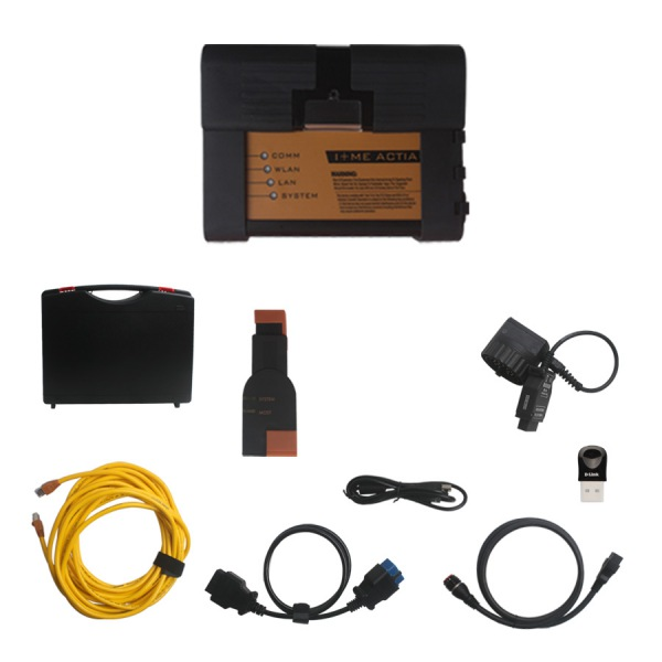 ICOM A2+B+C OBD2 Diagnostic and Programming Tool Without Software For BMW Series