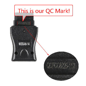Consult Bluetooth Diagnostic Interface for Nissan 14PIN QC MARK