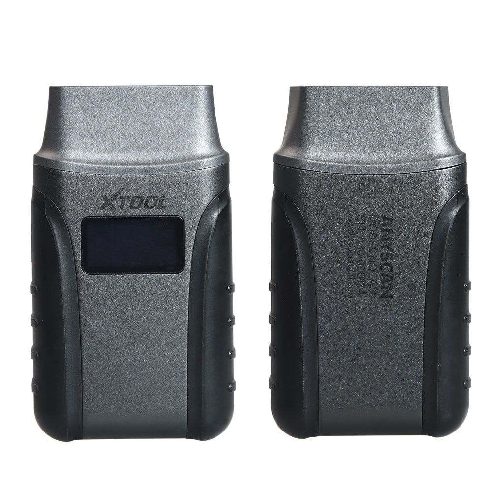 XTOOL Anyscan A30 Full System Car OBDII Code Reader EPB Oil Reset Scanner  Update Online Same Function as Autel MD802