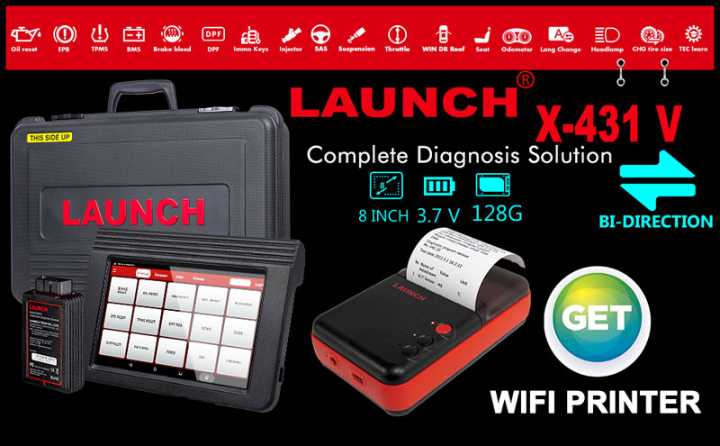 launch-x431-v-wifi-printer