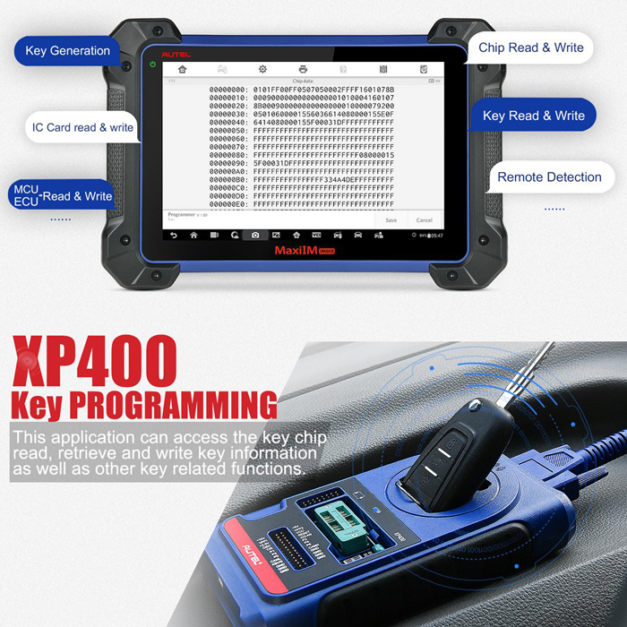 xp400-function