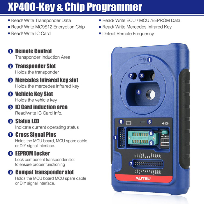 xp400-programmer