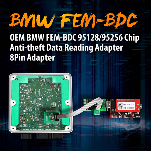 bmw-fem-bdc-8-pin-adapter-with-upa