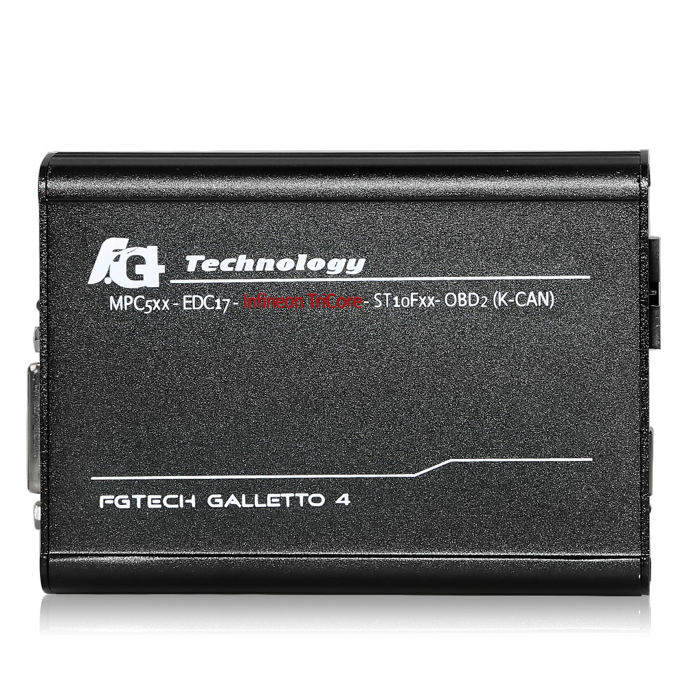 Newest V54 Fgtech Galletto 4 Master Bdm Tricore Obd Function