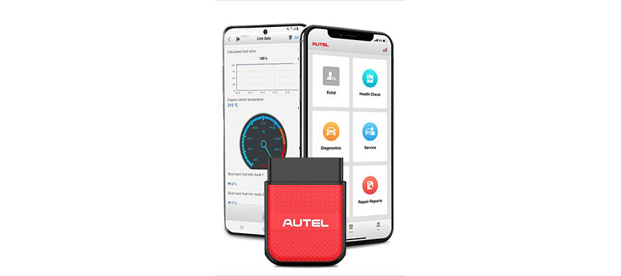 AUTEL MaxiAP AP200H for IOS, Android
