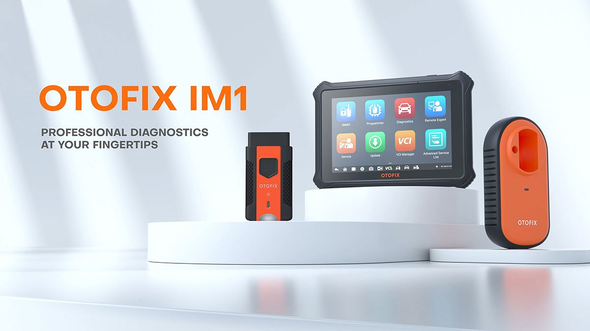 OTOFIX IM1 Automotive Key Programming Diagnostic Tool