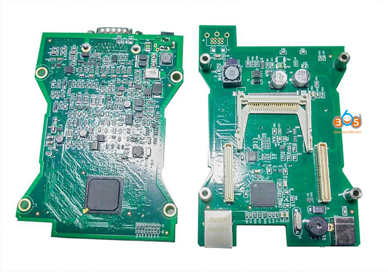 GM MDI 2 (SP163-E) WiFi Version PCBs 2