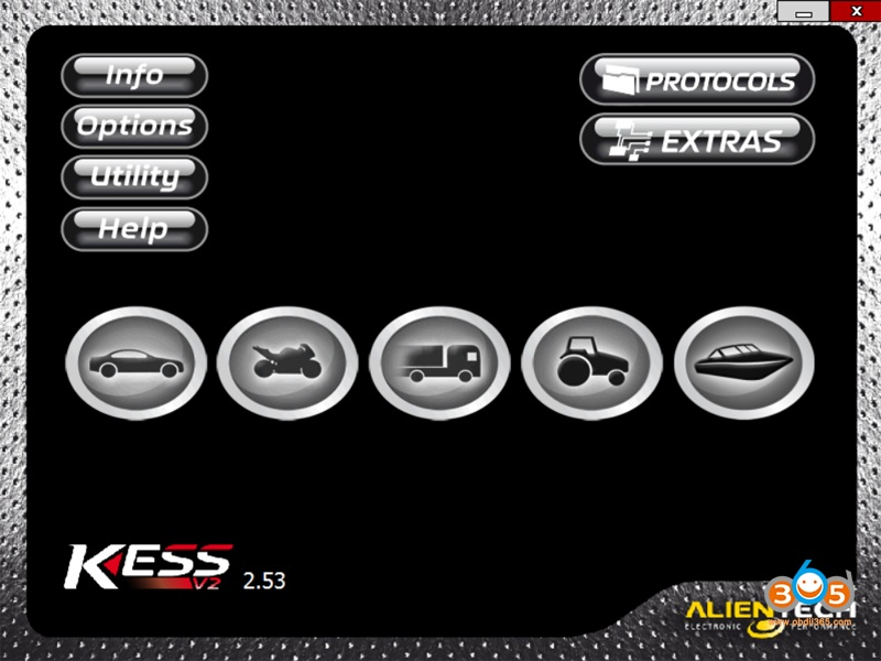 Kess V2 V2.53 Software 1