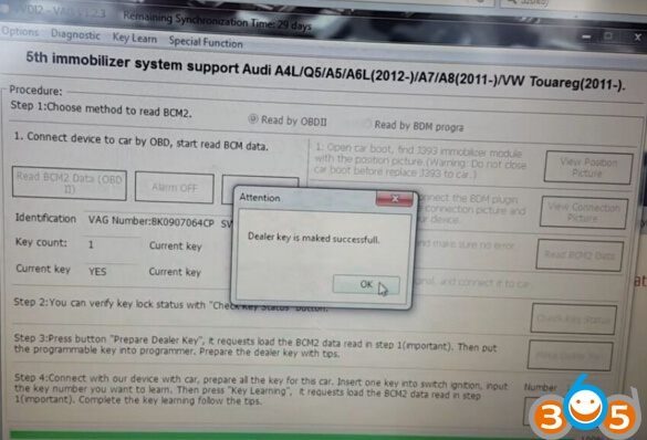 vvdi2-program-5th-audi-a4-key-8